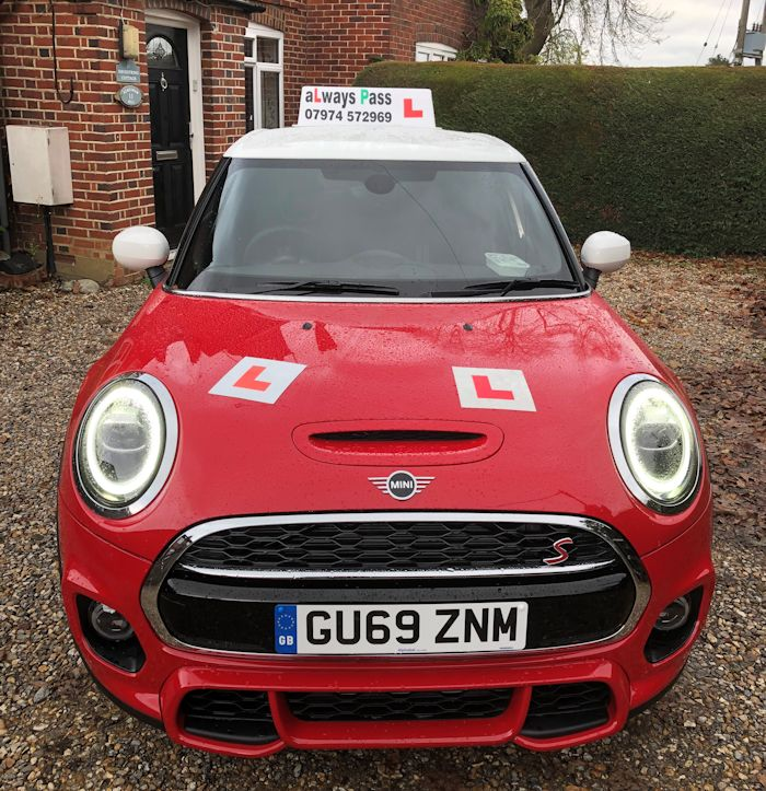 pass plus and motorway lessons